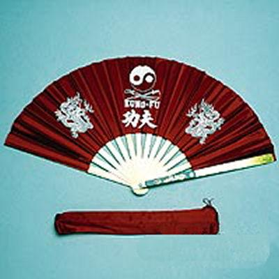 House Brand Kung Fu Fighting Fan